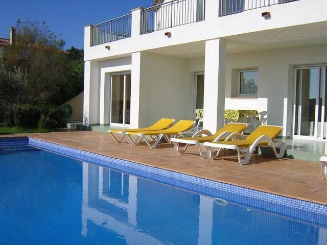 Villa Isabella (8 personen) met zwembad + Wifi - Calonge - Villa