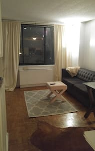 1 Bedroom Outside Columbus Circle - New York - Wohnung