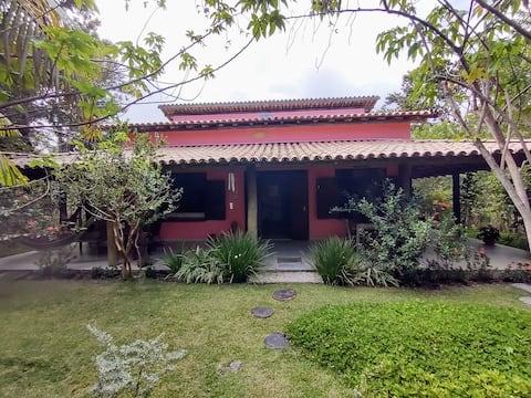 Linda Casa de Praia em Massarandupió