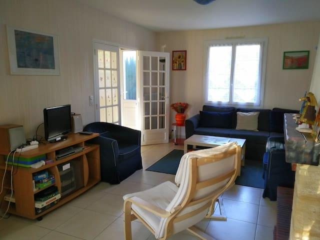 Tout à pied-Maison, 2 cbres - Dives-Cabourg- - Dives-sur-Mer - House