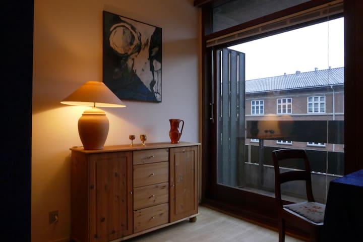 Nice cosy room near the center of Copenhagen