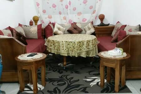 Appartement bien meubler et propre - Fès