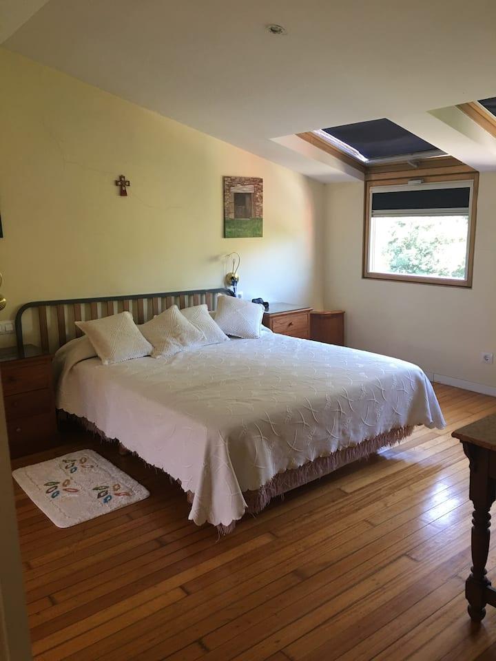 Habitación en Santiago de Compostela