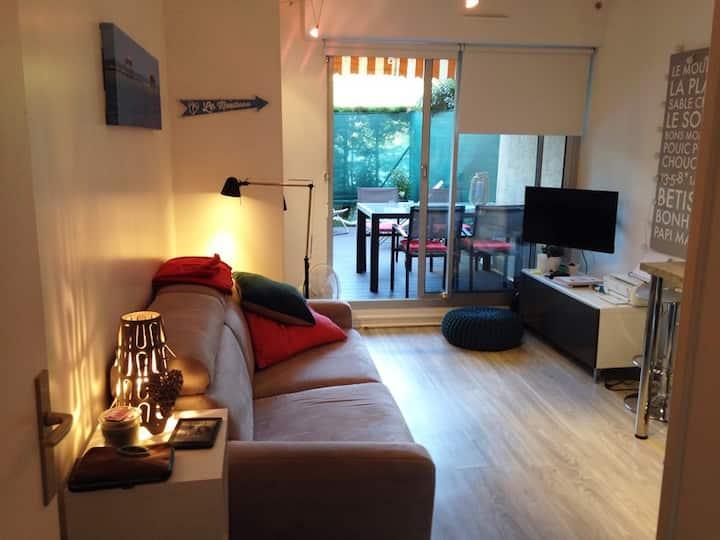Studio cabine C208