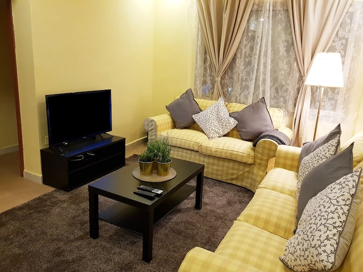 Comfort Mahboula apartment close to the beach