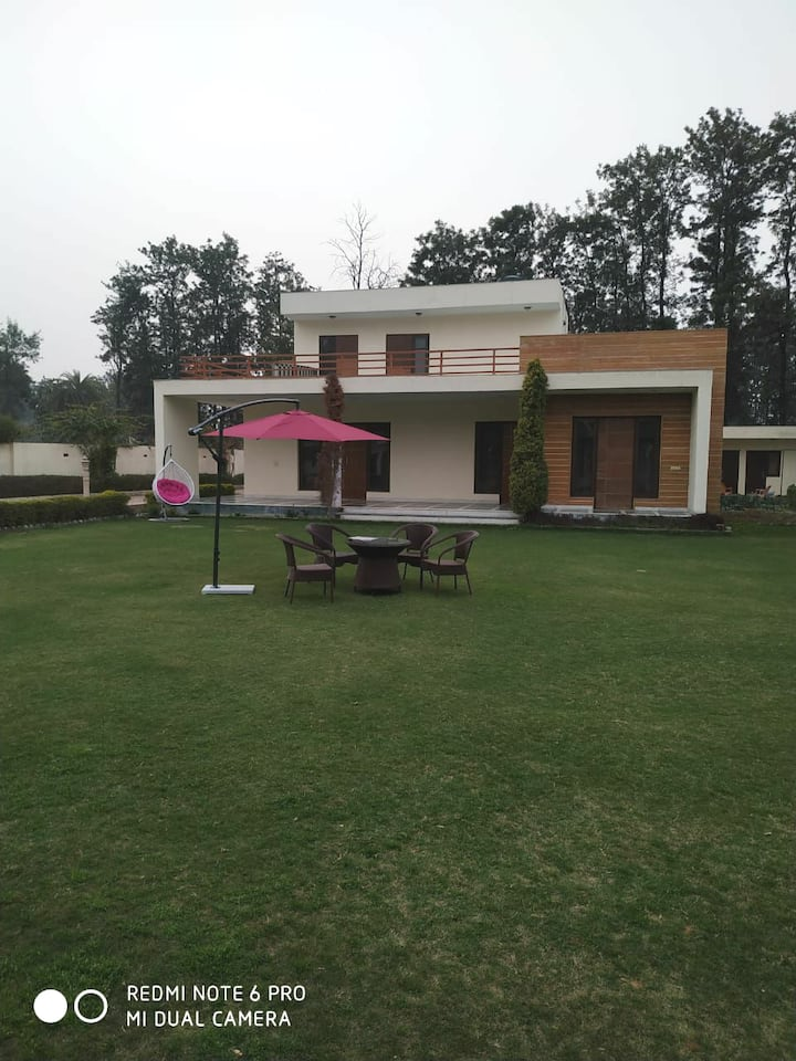 #House party #get together @farm with 3BR Villa