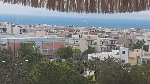 Nice apart with beautiful sea view!