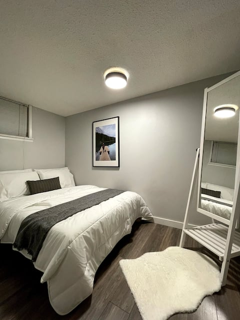 A+ Location! Private Basement Suite in Mission