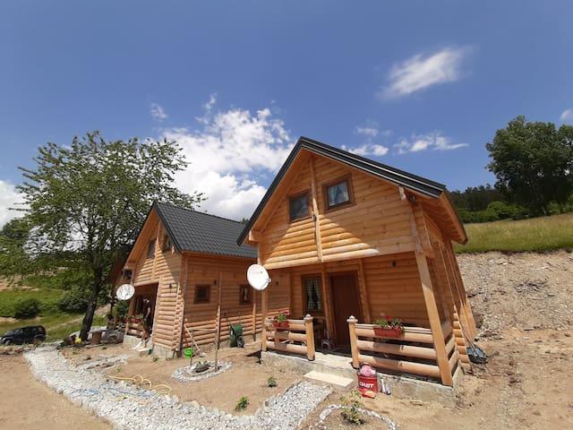 Sunny Hill Cabins Kolasin/Cabin 2