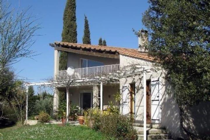 Villa d'architecte en Cabardès