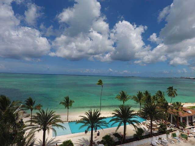 Beachfront Vacation Condo
