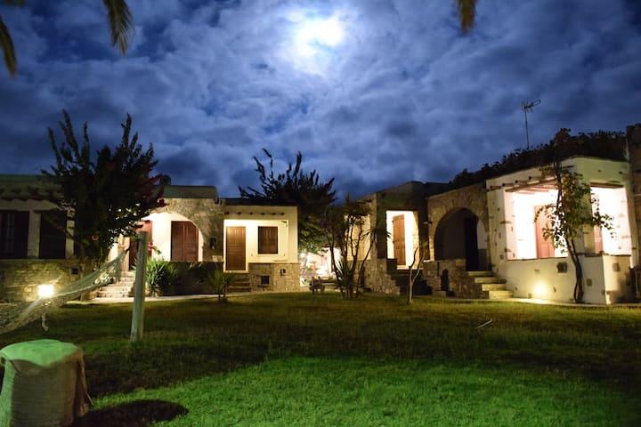 Sunset Pounda   Studio close to the kite-beach