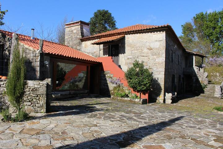 """ Casa do Pessegueiro"" - Vilar de Mouros - Caminha - Villa"