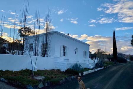 Nieu Bethesda Klein Geluk PRIVATE house