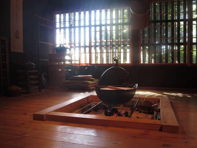 Organic farmhouse Yururiya
