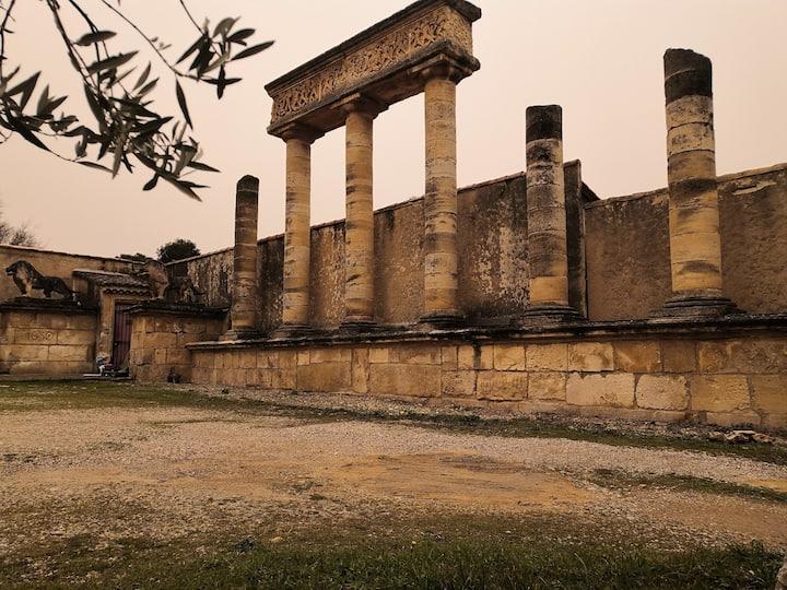 Mas des colonnes