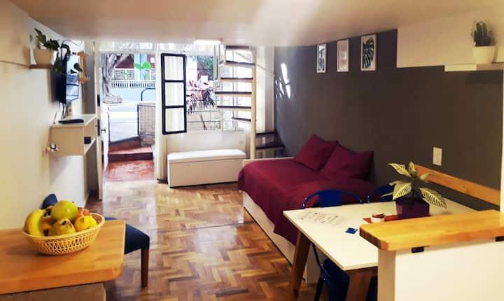 Modern Loft in Palermo Neighborhood