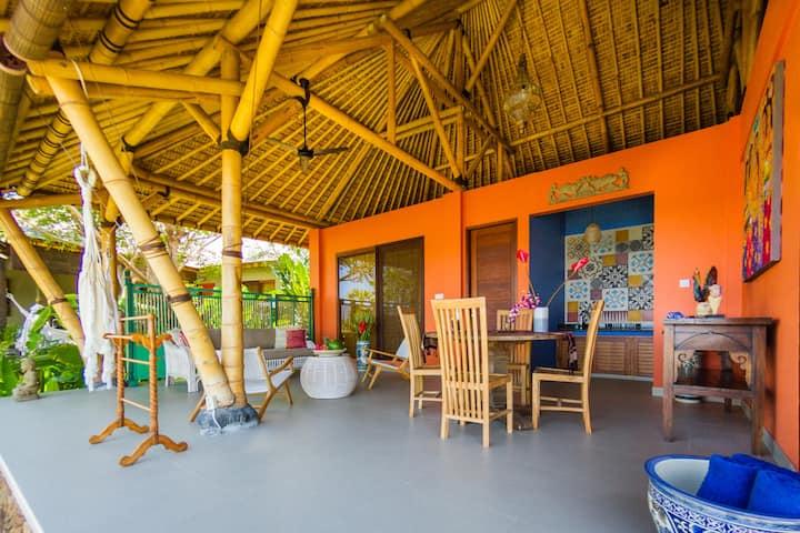 Villa Manatee - Sea Views, Private Pool & Beach