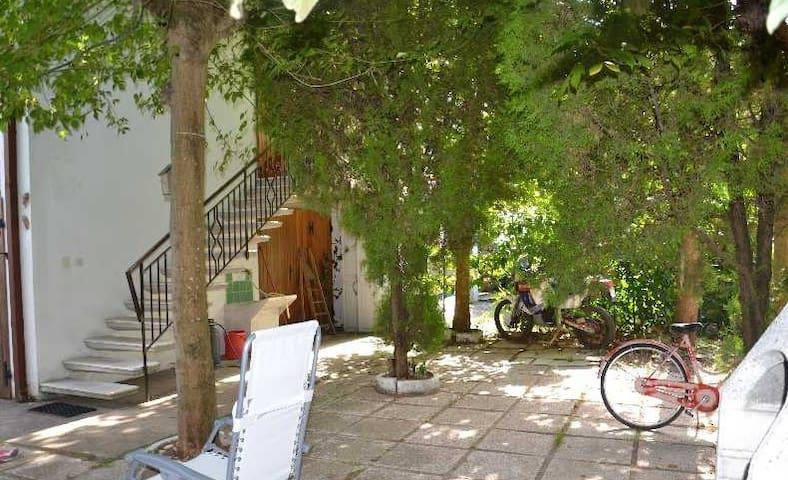 Villa con giardino a 100m dalla spiaggia - Lido di classe  - Villa