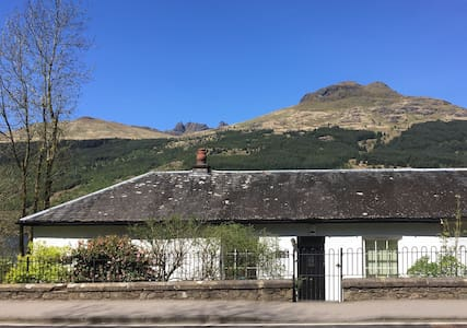 Idyllic cottage on Loch Long - Arrochar - Hus