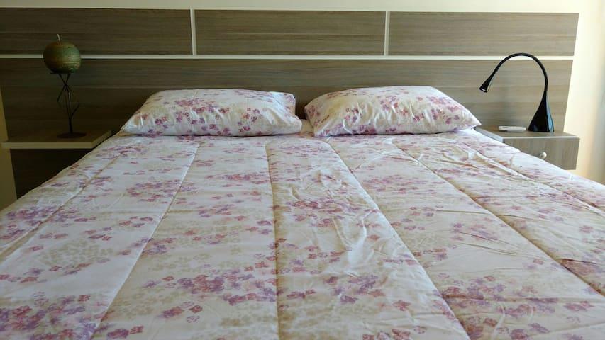 Pousada Mar Aberto_Suite SetibaPina - Setiba, Guarapari - Bed & Breakfast