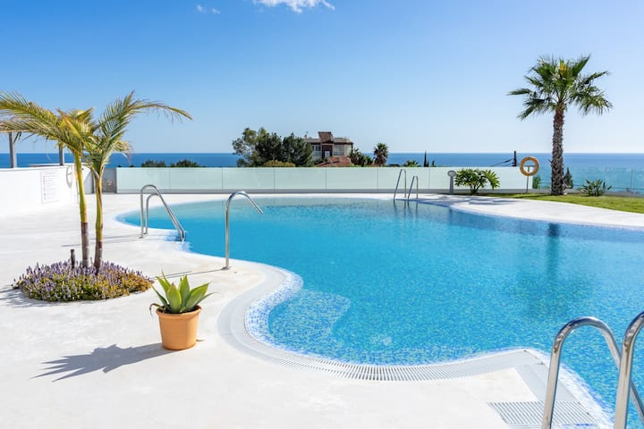 Magical apartment in Monte Paraiso with pool