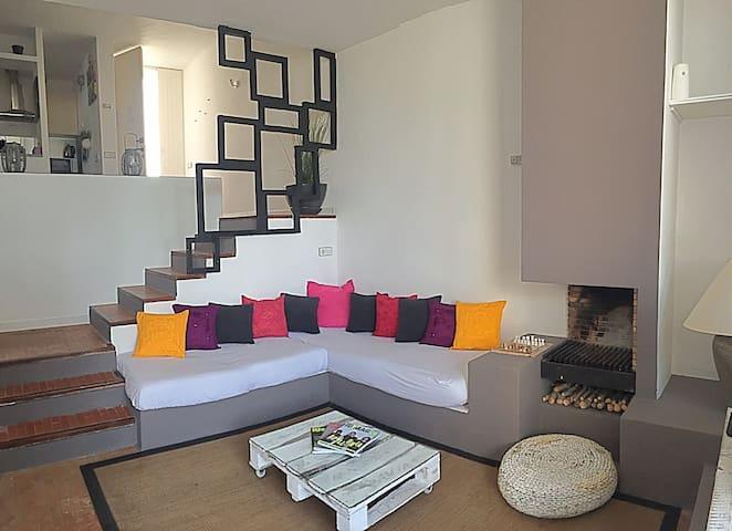 Charming House with sea views 2 - Roca Llisa - House