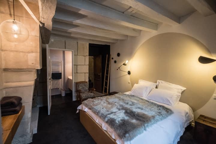 Aux Halles, Charmant Duplex avec deux chambres