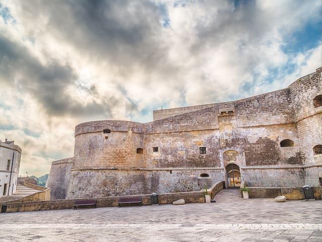 Appartamento ai piedi del castello di Otranto