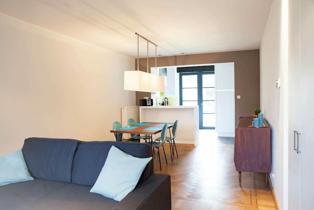 Location Appartement Bruges Belgique