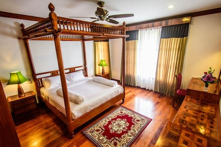 Luxury Apartment. Big kitchen. 2 Bedrooms. Central - Krong Siem Reap