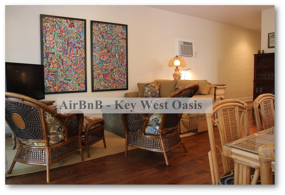 Live Like a Local - KWO is located in a quaint Old Town Neighborhood