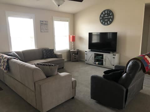 Extremely clean, extremely convenient location!