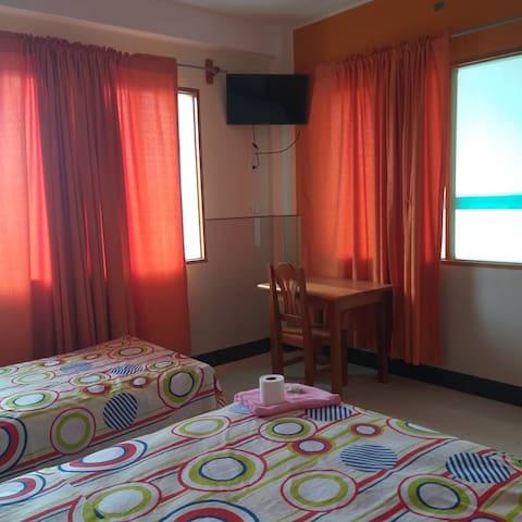 Hotel muy relajante