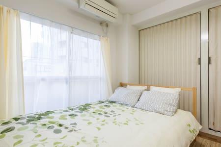 3bed rooms! Wi-fi, 2min to station. - Shibuya-ku - Daire