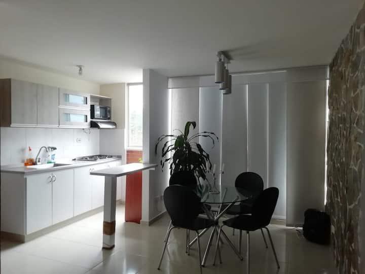 """""""Apartamento amoblado Pereira"""""""