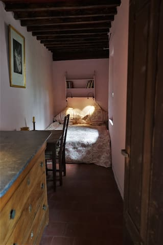 Chambre 3 - lit double (extrémité terrasse)