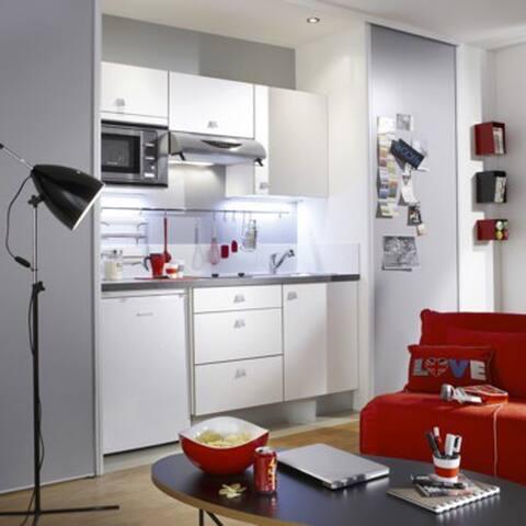 Jolie studio - Quimper - Apartmen