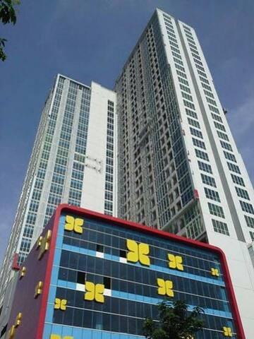 Apartemen tamansari papilio for 3 person by HUM'Z