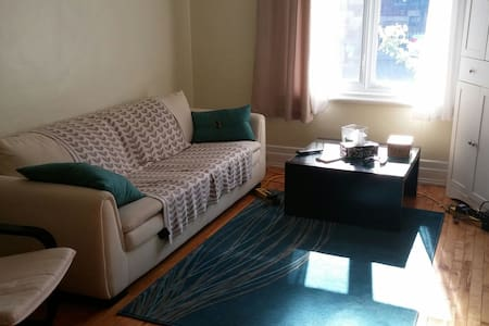 Single room near everything in Montreal - Flat