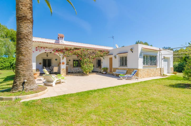 CASA MARIA (VILA COVETES) - Chalet for 6 people in Ses Covetes.