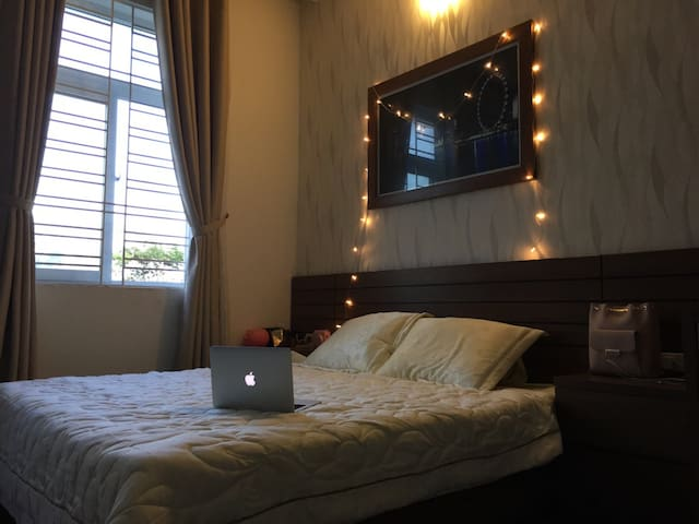 Cozy room, walking distance to the city - An Hải Tây - Ev