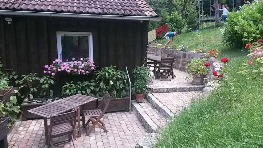 Gemütliche Stadtwohnung mit Charme - Schwäbisch Hall - Wohnung