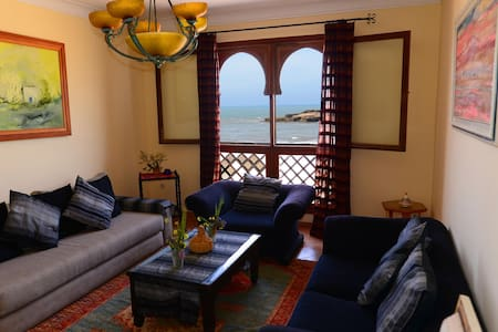 Appartement de Charme Vue sur Mer - Essaouira - Lägenhet