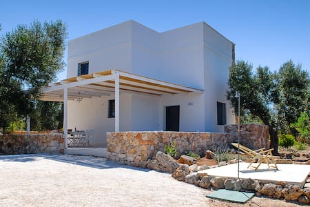 Villa at 800 meters from the sea near Gallipoli - Capilungo