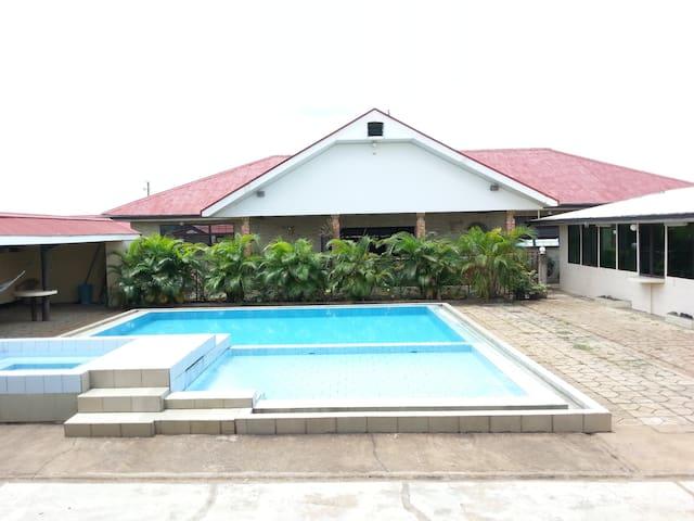 Zwembad/swimming pool
