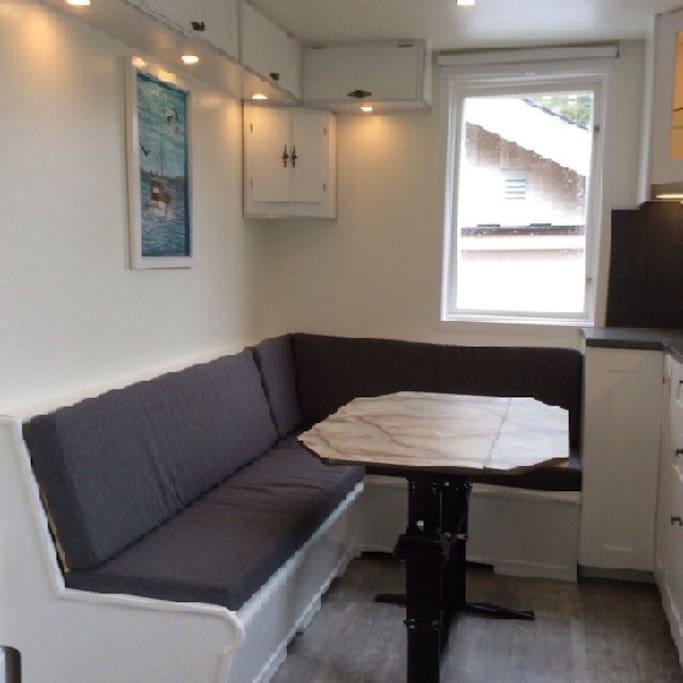 soffa/ bäddsoffa