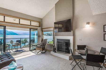 Lake Chelan Shores # 11-6 - Chelan - Condominio