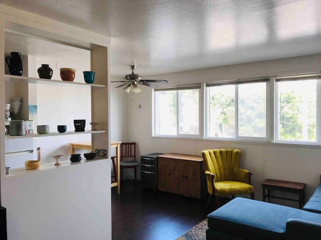 Charming 1 bedroom by Lake Merritt