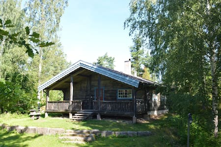 Cosy holiday cottages, 30 min from Vimmerby